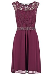 S.Oliver Cocktail Dress Party Dress Berry