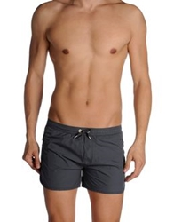 Obvious Basic By Paolo Pecora Swimming Trunks Brown