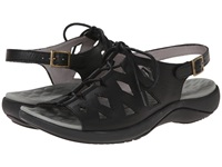 David Tate Dallas Black Women's Sandals