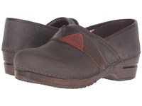 Sanita Original Vermont Grey Women's Clog Shoes Gray