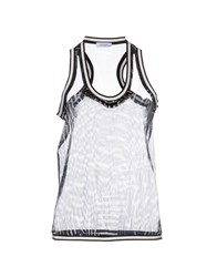 Max And Co. Topwear Vests Women Slate Blue