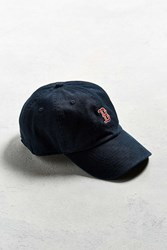 47 Brand '47 Boston Micro Logo Baseball Hat Navy
