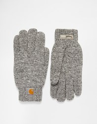 Carhartt Scott Gloves Grey
