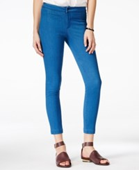 Armani Exchange Cropped Jeggings Indigo