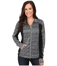 Cinch Full Zip Jacket Black Women's Coat