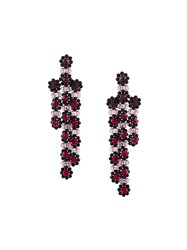 Simone Rocha Chandelier Earrings Black