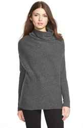 J Brand 'Lindley' Turtleneck Sweater Medium Heather Grey