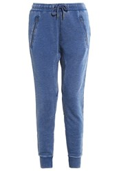 Twintip Tracksuit Bottoms Light Blue Acid Wash Mottled Light Blue