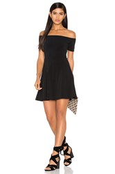 Motel Catalina Dress Black
