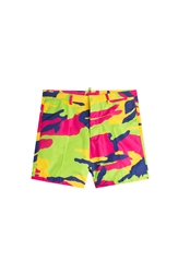 Dsquared Camouflage Print Shorts