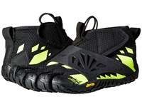 Vibram Fivefingers Spyridon Mr Elite Black Yellow Men's Shoes Gray
