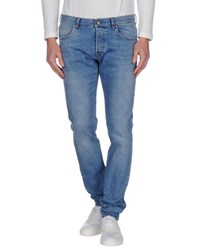 Eleventy Denim Denim Trousers Men