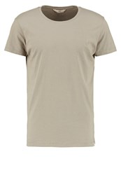 Lee Ultimate Tee Casual Fit Basic Tshirt Vetiver Green Oliv
