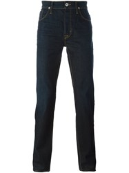 Hudson Regular Jeans Blue