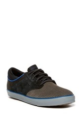 Keen Ghi Perforated Sneaker Black
