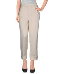 Marc By Marc Jacobs Trousers Casual Trousers Women Ivory