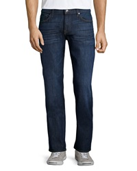 7 For All Mankind Standard Classic Straight Leg Jeans Shoreline