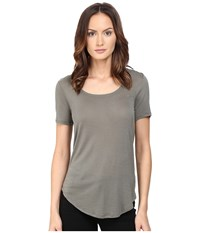 Atm Anthony Thomas Melillo Sweetheart Tee Military Women's T Shirt Olive