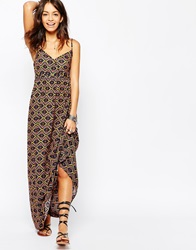 Only Patterned Maxi Dress Multi