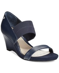 Alfani Women's Maryka Wedge Sandals Only At Macy's Women's Shoes Ink