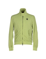 Blauer Jackets Acid Green