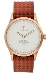 Triwa Ivory Lansen Watch Brown Giza Mono
