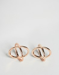 Pieces Pilua Rings Rose Gold