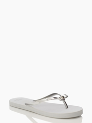 Kate Spade Happily Ever After Sandals Silver