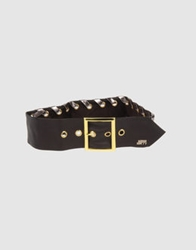 Miss Sixty Belts Dark Brown