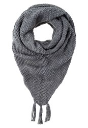 Opus Anastasia Scarf Faded Grey