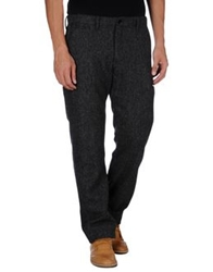 Woolrich Woolen Mills Casual Pants Steel Grey
