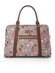 Ollie And Nic Tapestry Morris Multi Large Holdall Multi Coloured Multi Coloured
