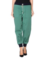 Boy By Band Of Outsiders Trousers Casual Trousers Women Green