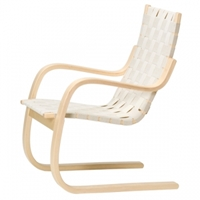 Aalto 406 Armchair Natural Linen Artek 406 Lounge And Sofas Furniture Finnish Design Shop
