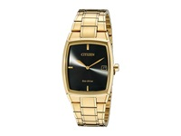 Citizen Au1072 52E Eco Drive Dress Gold Tone Stainless Steel Watches