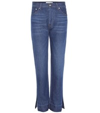 Each X Other High Rise Jeans Blue