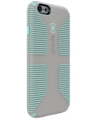 Speck Candyshell Grip Phone Case For Iphone 6 6S Sand Grey Aloe Green