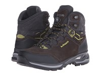 Lowa Lady Light Gtx Slate Kiwi Women's Shoes Brown