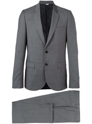 Paul Smith Ps By Two Piece Suit Grey