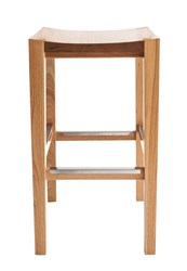 Mash Studios Lax Series Backless Barstool