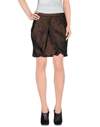 Zinco Skirts Knee Length Skirts Women