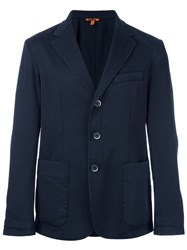 Barena Tailored Blazer Blue