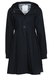 Elvine Gaby Short Coat Dark Navy Dark Blue