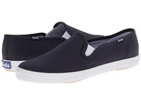 Keds Champion Canvas Slip On Navy Women's Slip On Shoes