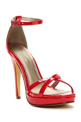 Michael Antonio Laveen High Heel Sandal Red
