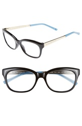 Kate Spade 'Ambrosia' 52Mm Reading Glasses Black
