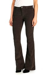 Paige Women's 'Bell Canyon' High Rise Corduroy Flare Pants