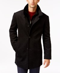 Kenneth Cole Reaction Eliot Slim Fit Overcoat
