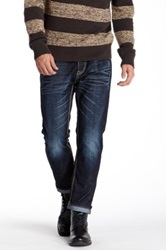 X Ray Washed Slim Jean Blue