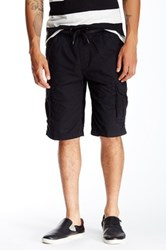 Union On The Go Cargo Short Black